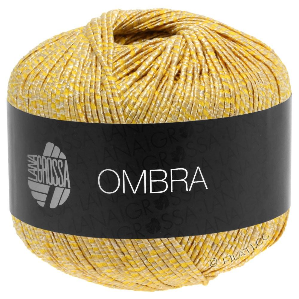 Lana Grossa OMBRA | 08-beige/yellow
