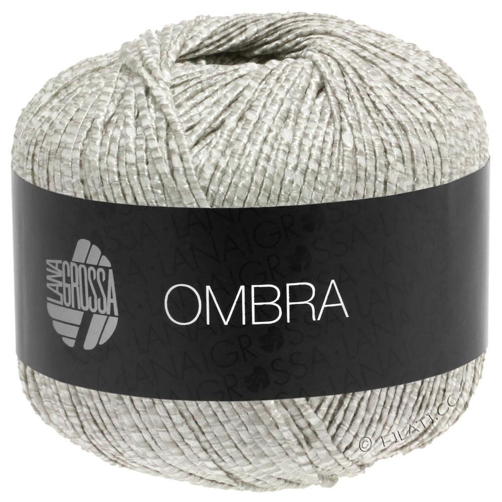 Lana Grossa OMBRA | 14-silver gray/white