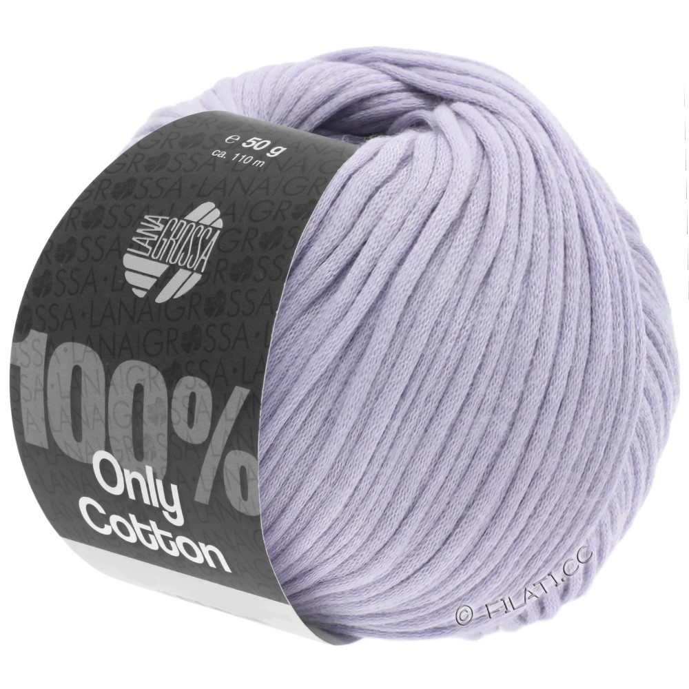 Lana Grossa ONLY COTTON | 20-lilac