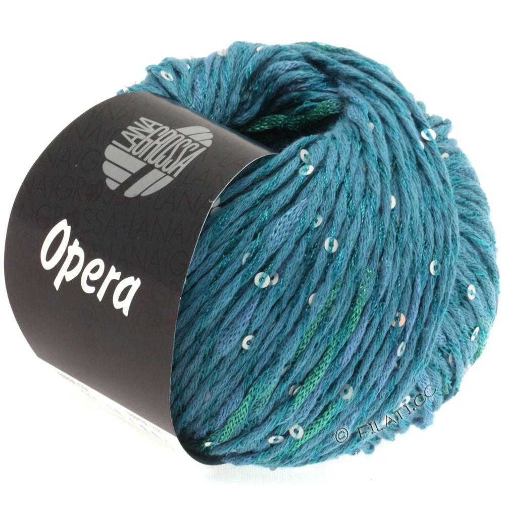 Lana Grossa OPERA   05-petrol