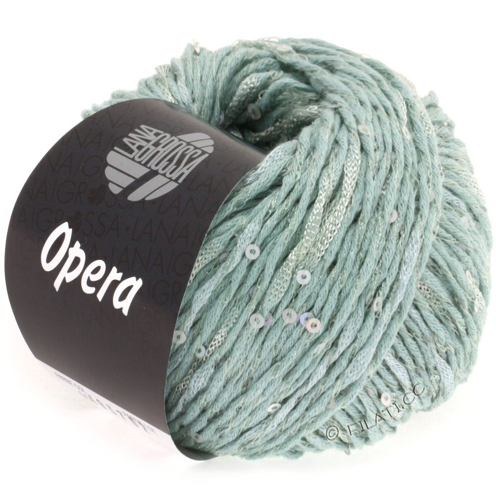 Lana Grossa OPERA   06-mint
