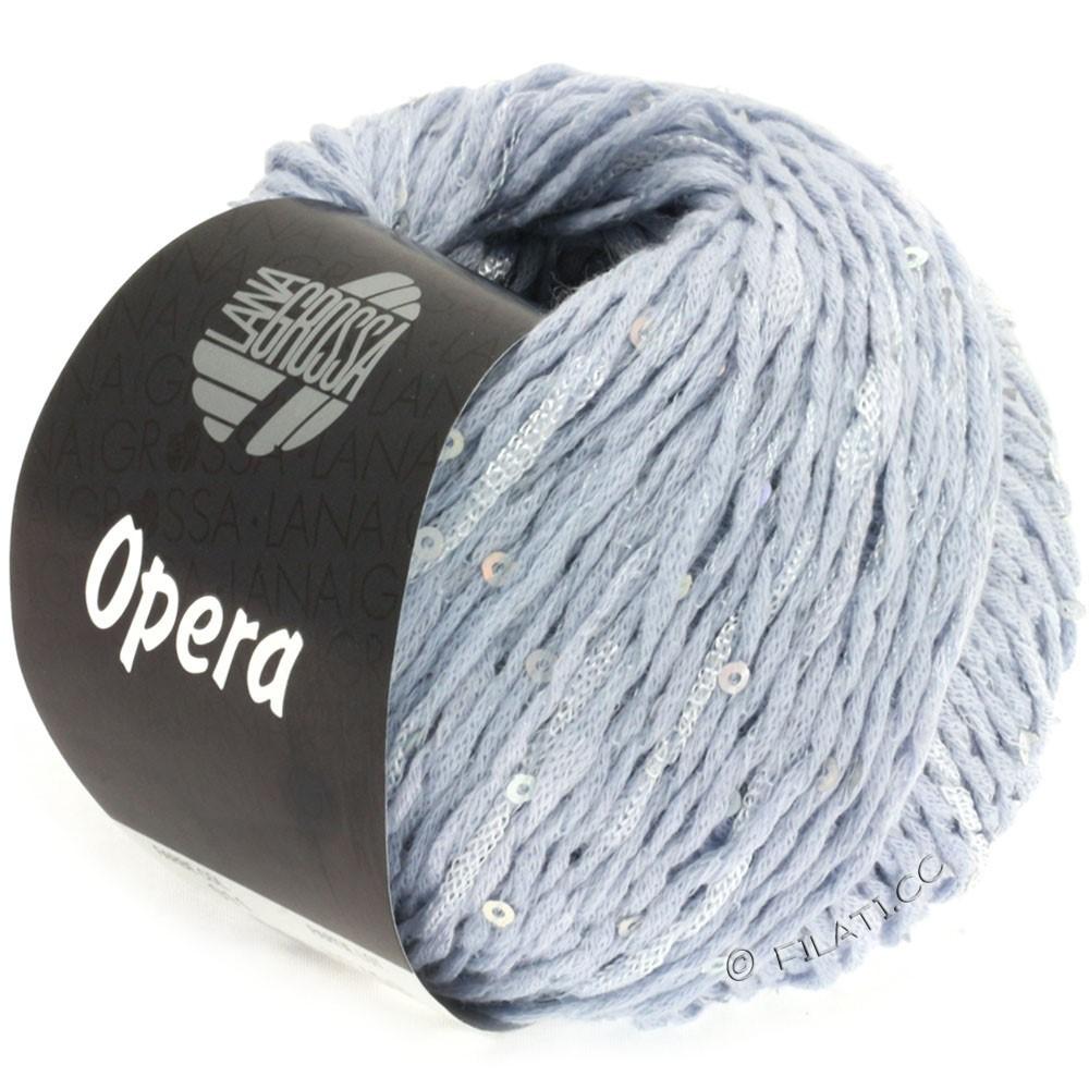 Lana Grossa OPERA   11-subtle blue