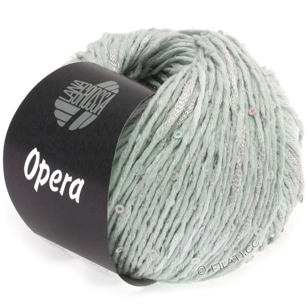 Lana Grossa OPERA   12-silver gray
