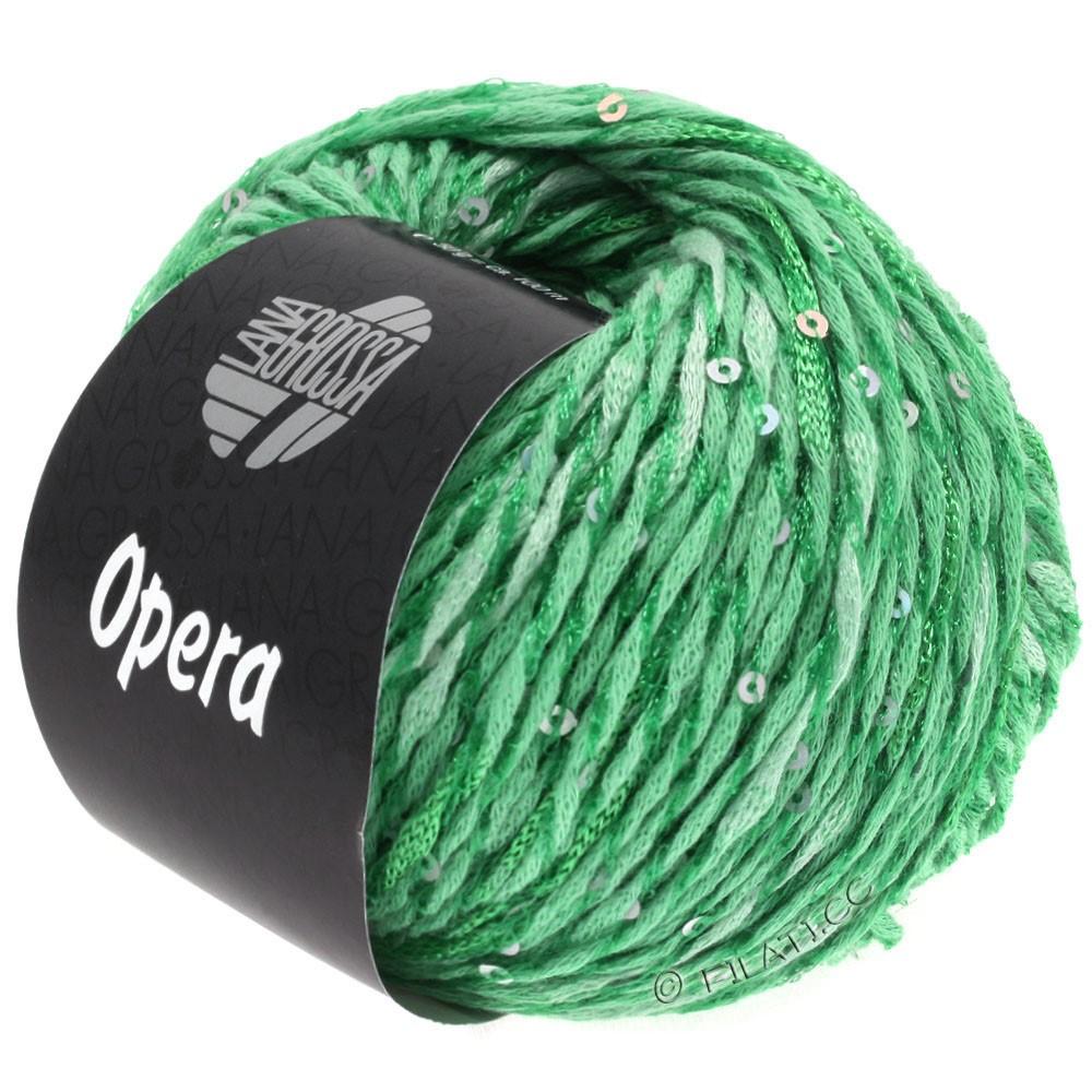 Lana Grossa OPERA | 19-green