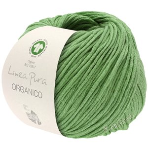 Lana Grossa ORGANICO  Uni (Linea Pura) | 135-apple green