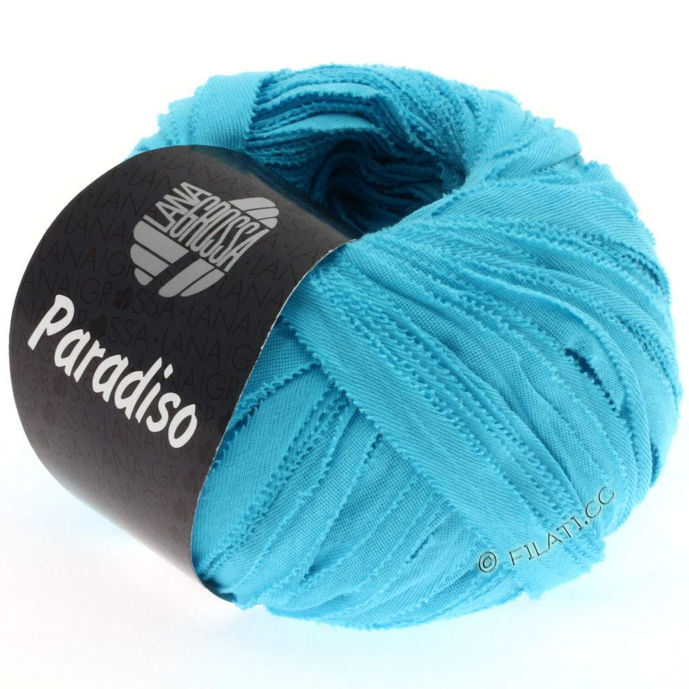 Lana Grossa PARADISO Uni/Print | 004-turquoise