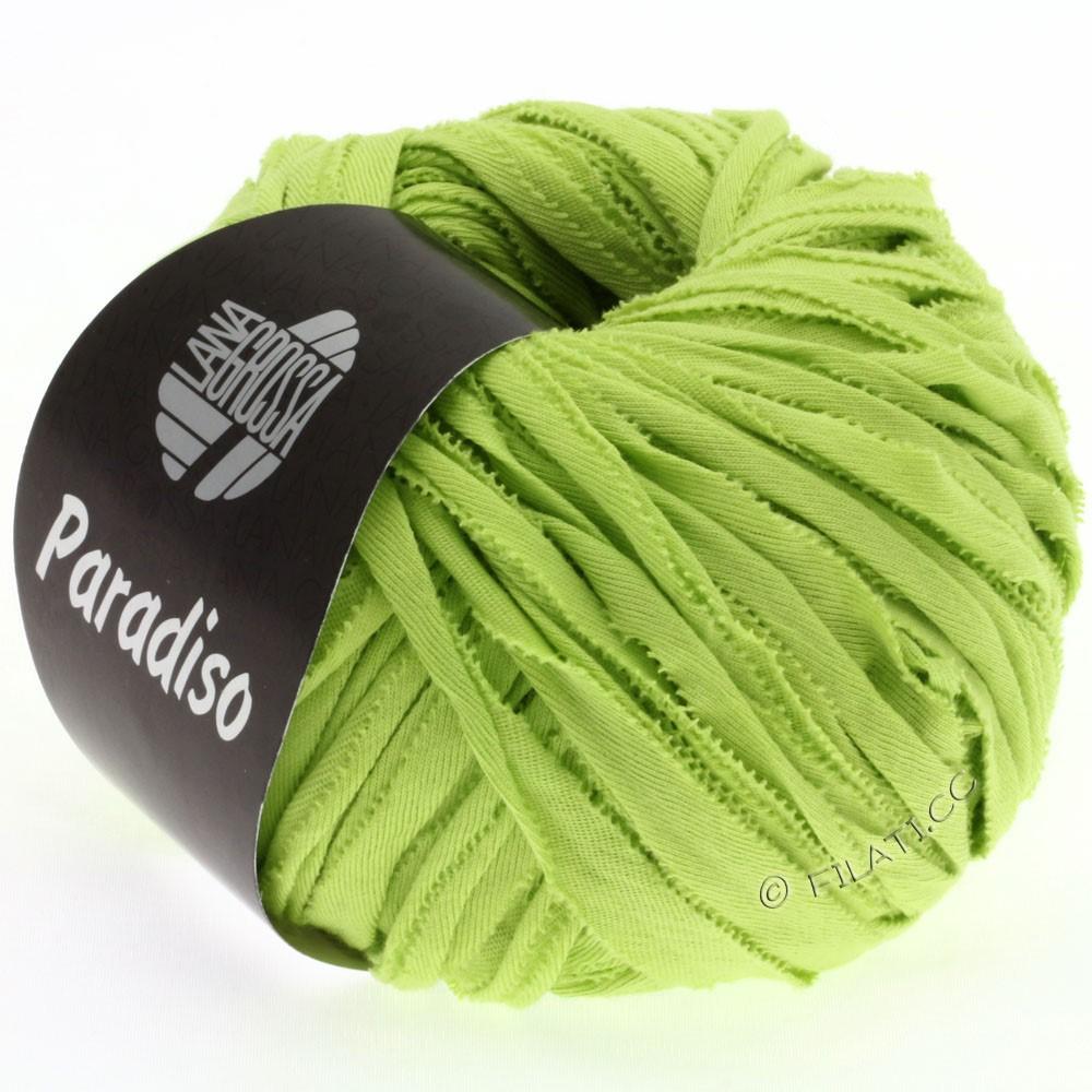 Lana Grossa PARADISO Uni/Print | 005-linden green