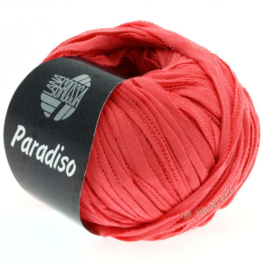 Lana Grossa PARADISO Uni/Print | 006-raspberry