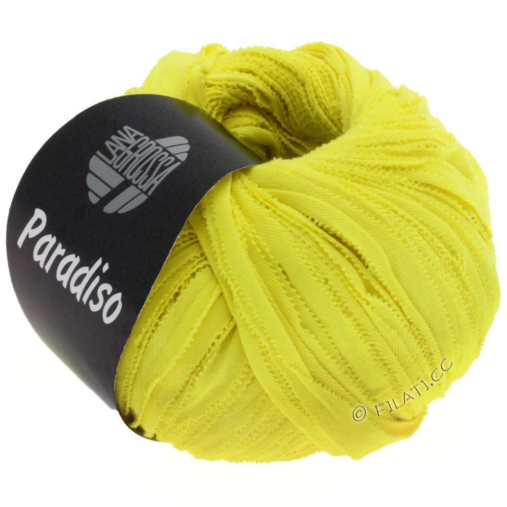 Lana Grossa PARADISO Uni/Print | 013-yellow
