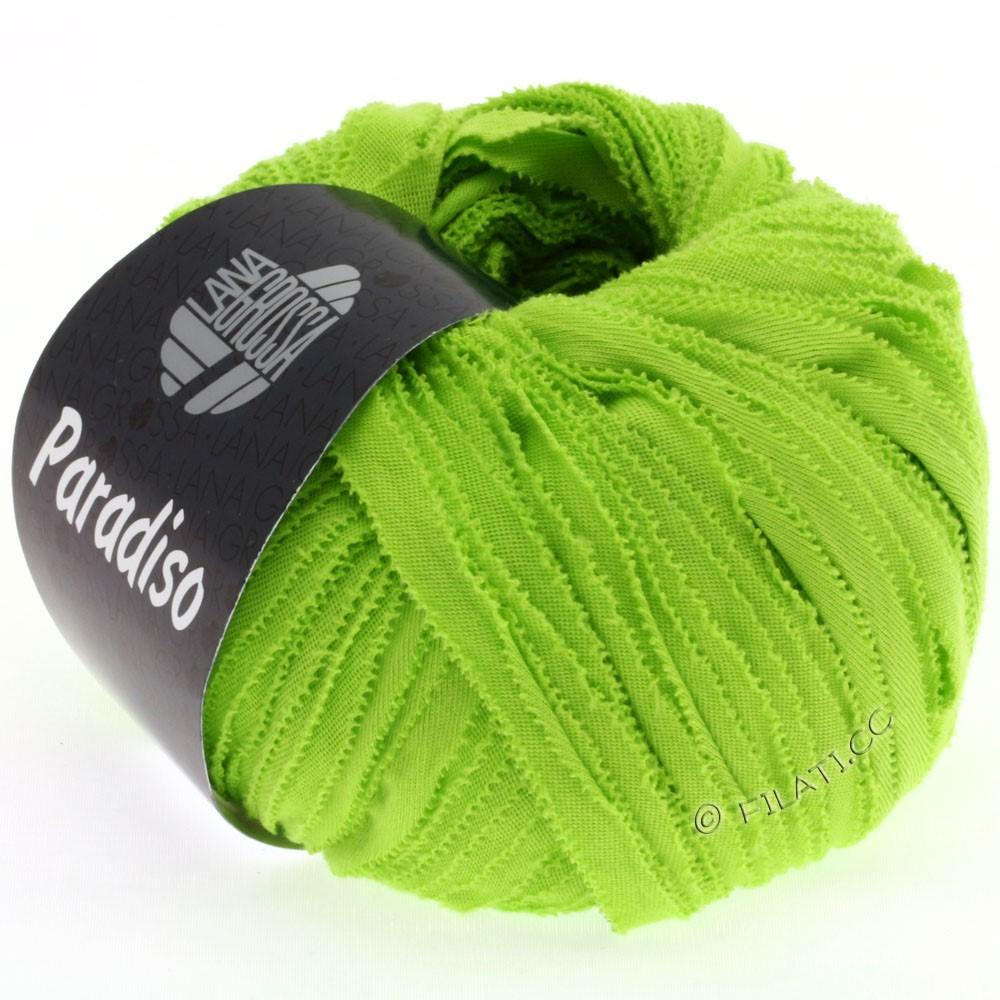 Lana Grossa PARADISO Uni/Print | 016-apple green