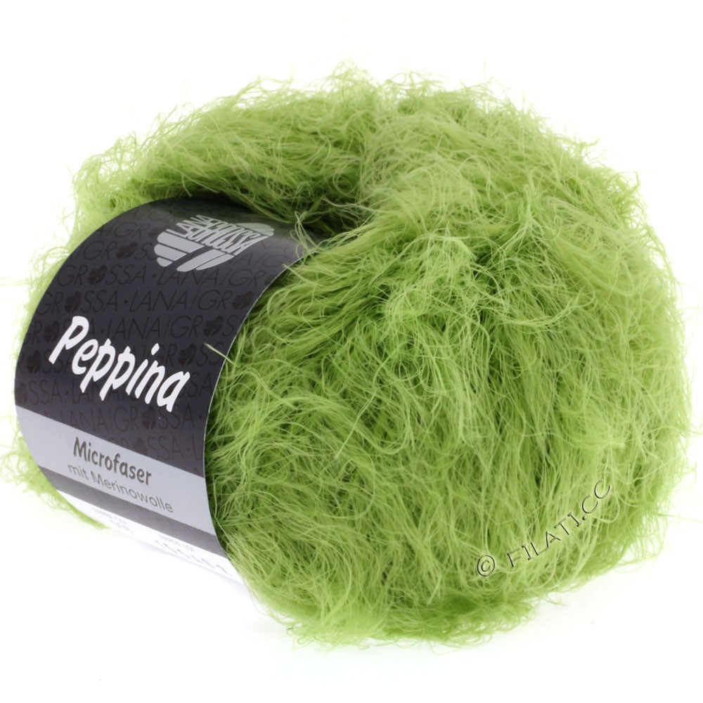 Lana Grossa PEPPINA | 08-light green