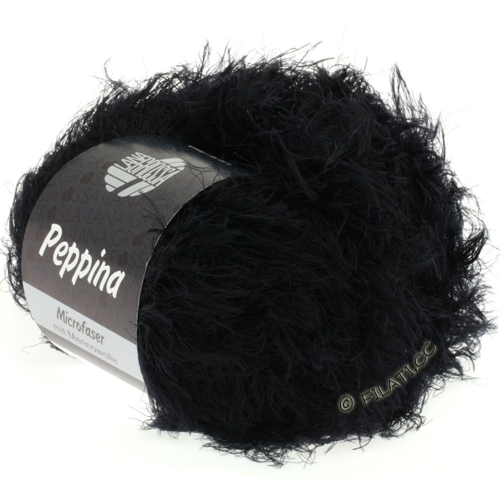 Lana Grossa PEPPINA | 13-black