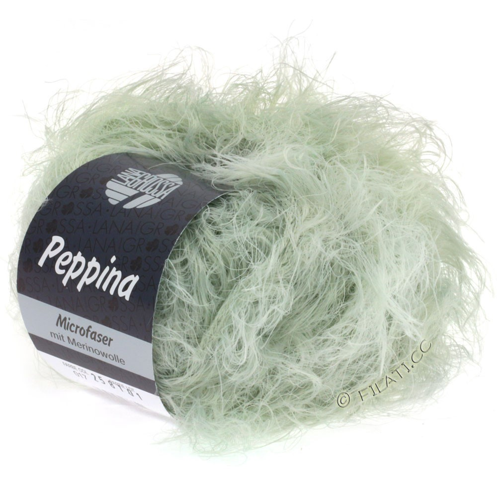 Lana Grossa PEPPINA | 17-mint