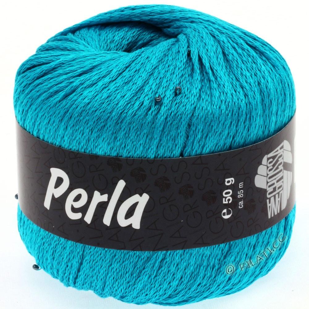 Lana Grossa PERLA | 08-azure blue