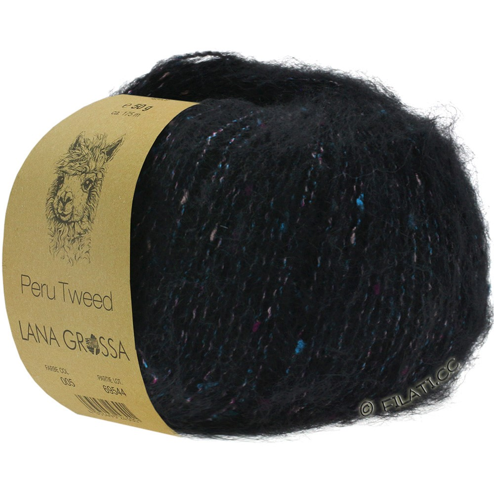 Lana Grossa Crochet Hook Set Aluminum Hook With Handle Design Wood
