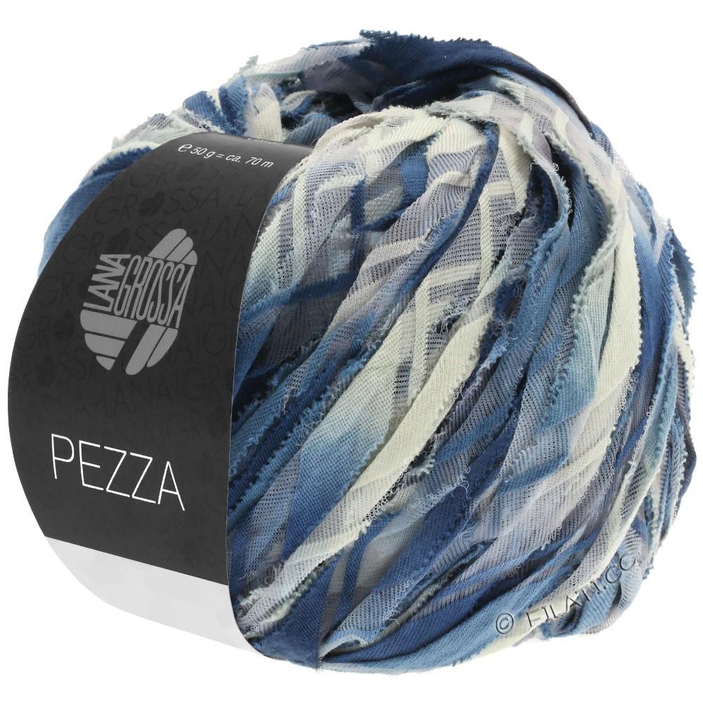 Lana Grossa PEZZA | 04-blue gray/jeans/grège/steel blue