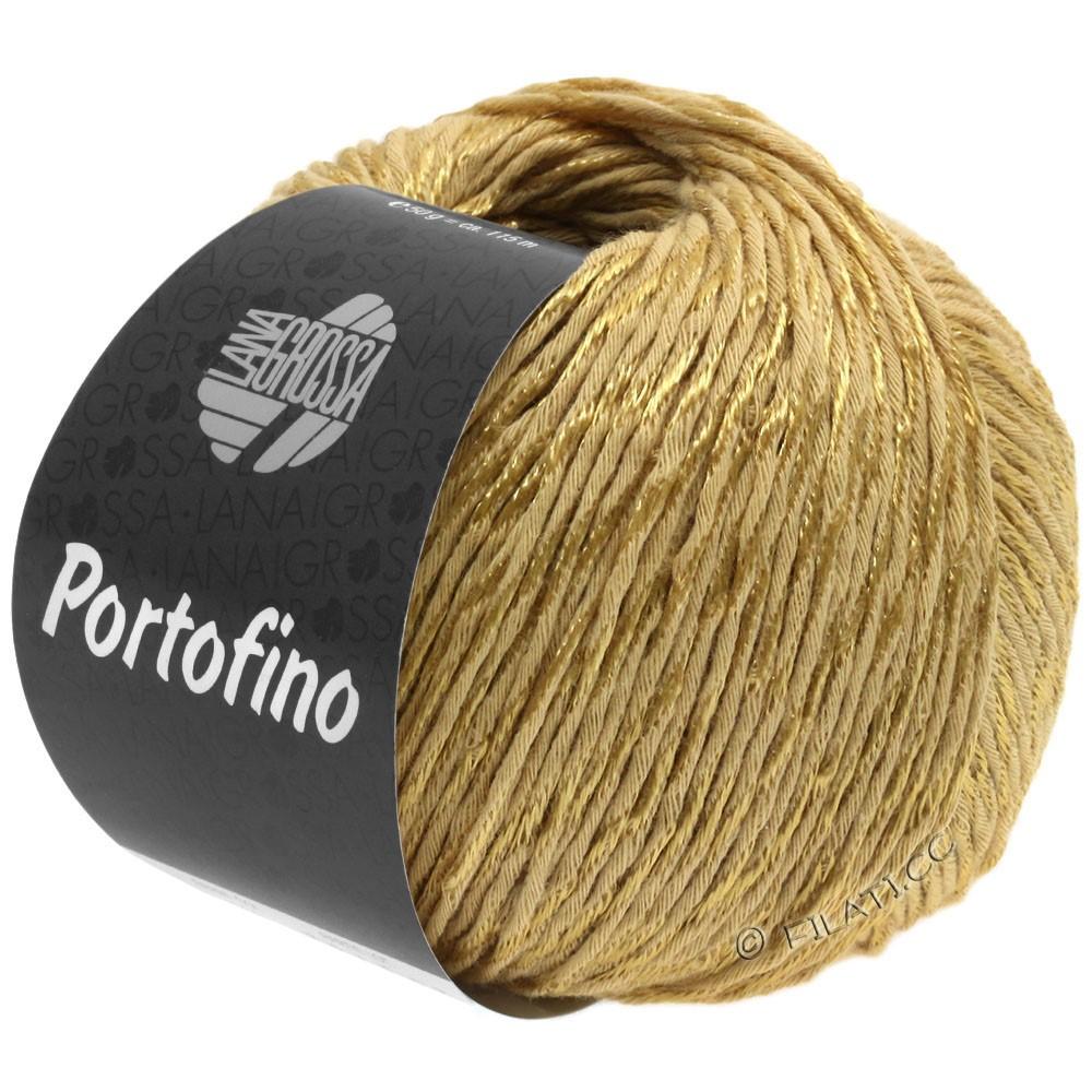 Lana Grossa PORTOFINO | 04-wheaten yellow