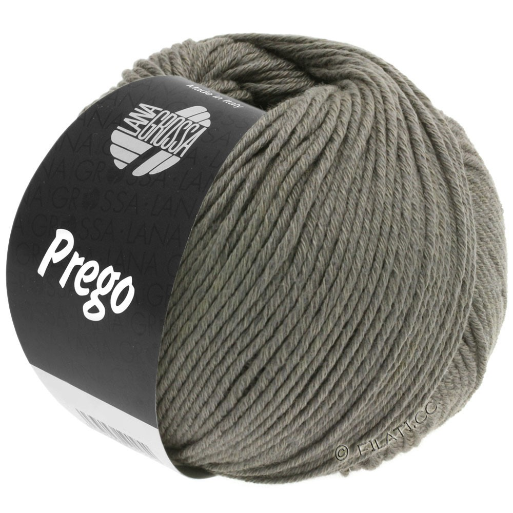 Lana Grossa PREGO | 09-gray brown