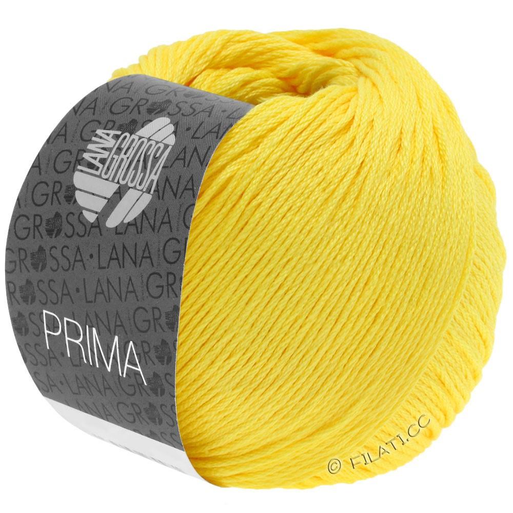 Lana Grossa PRIMA | 21-yellow