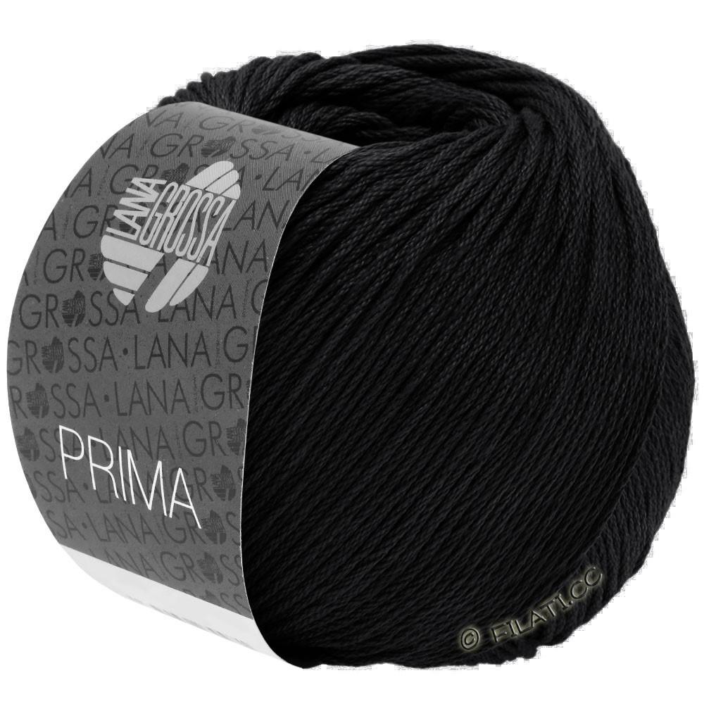 Lana Grossa PRIMA | 23-black