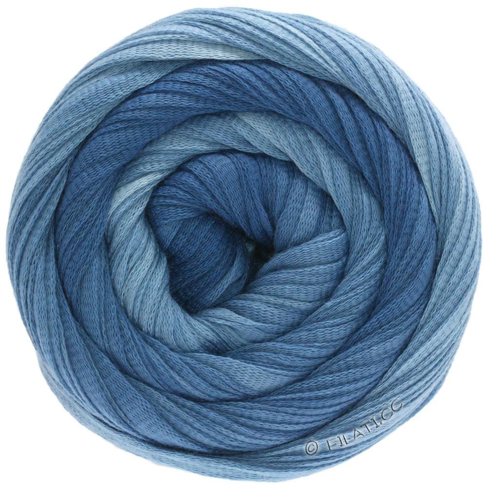 Lana Grossa PRIMAVERA | 203-gray blue/jeans/ultramarine blue