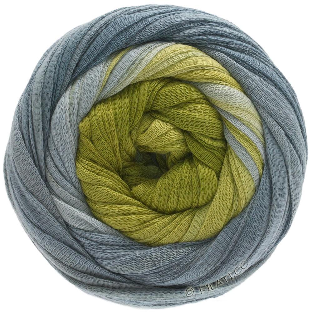 Lana Grossa PRIMAVERA | 207-stone gray/gray/hay green