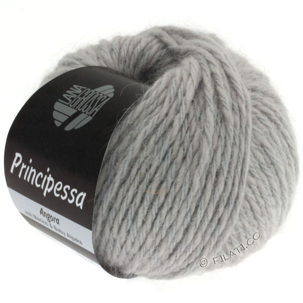 Lana Grossa PRINCIPESSA | 02-light gray mottled