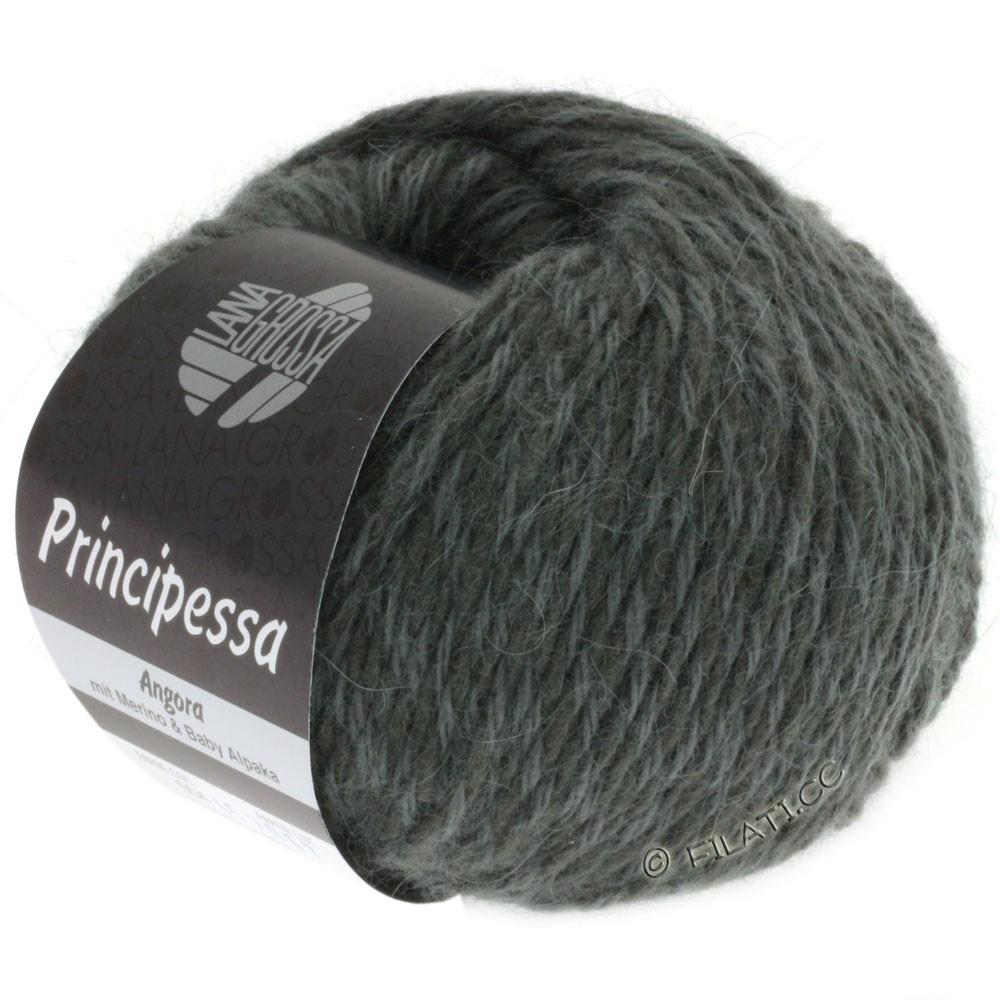 Lana Grossa PRINCIPESSA | 04-dark gray