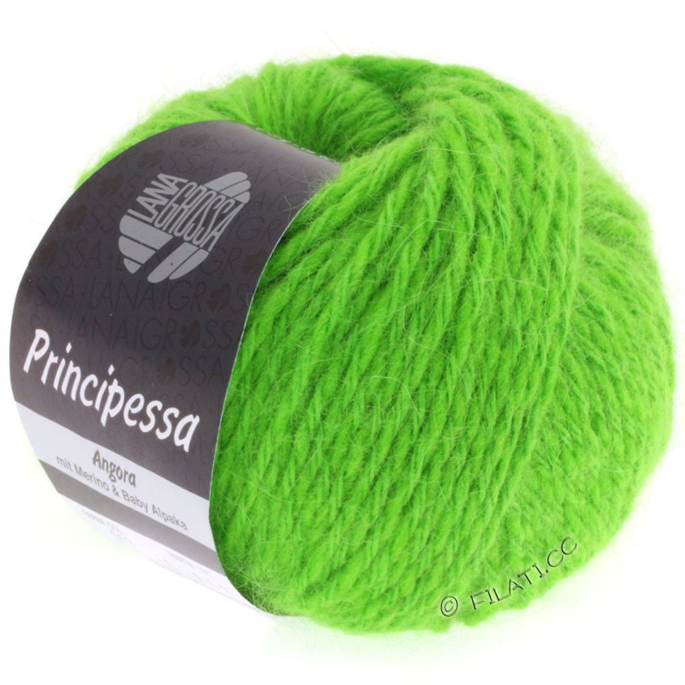 Lana Grossa PRINCIPESSA | 13-green