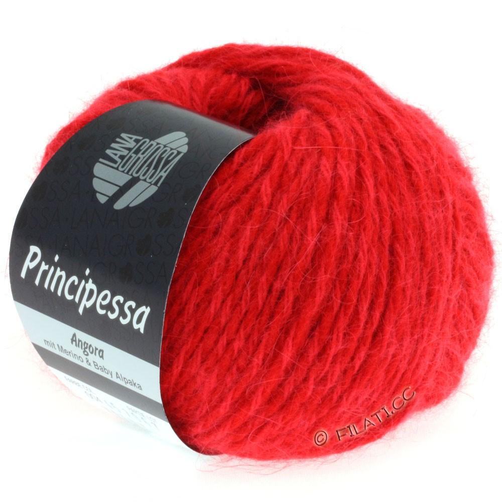Lana Grossa PRINCIPESSA | 14-red