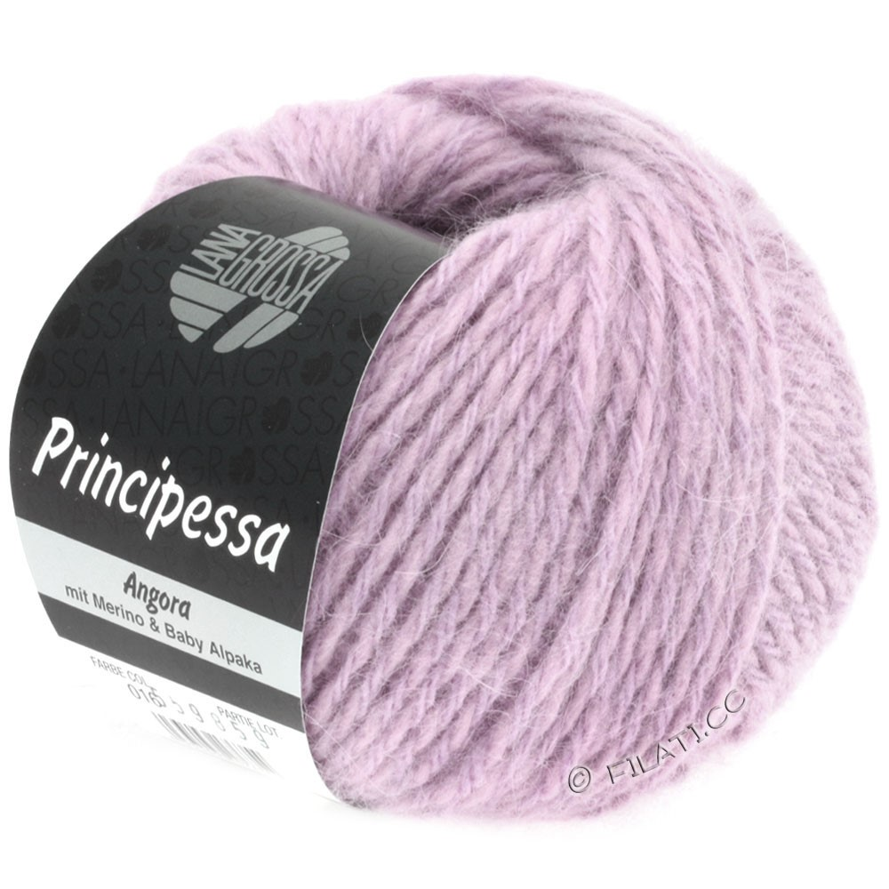 Lana Grossa PRINCIPESSA | 16-lilac