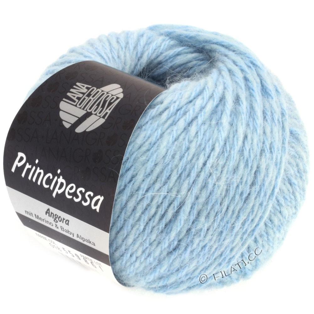 Lana Grossa PRINCIPESSA | 18-light blue
