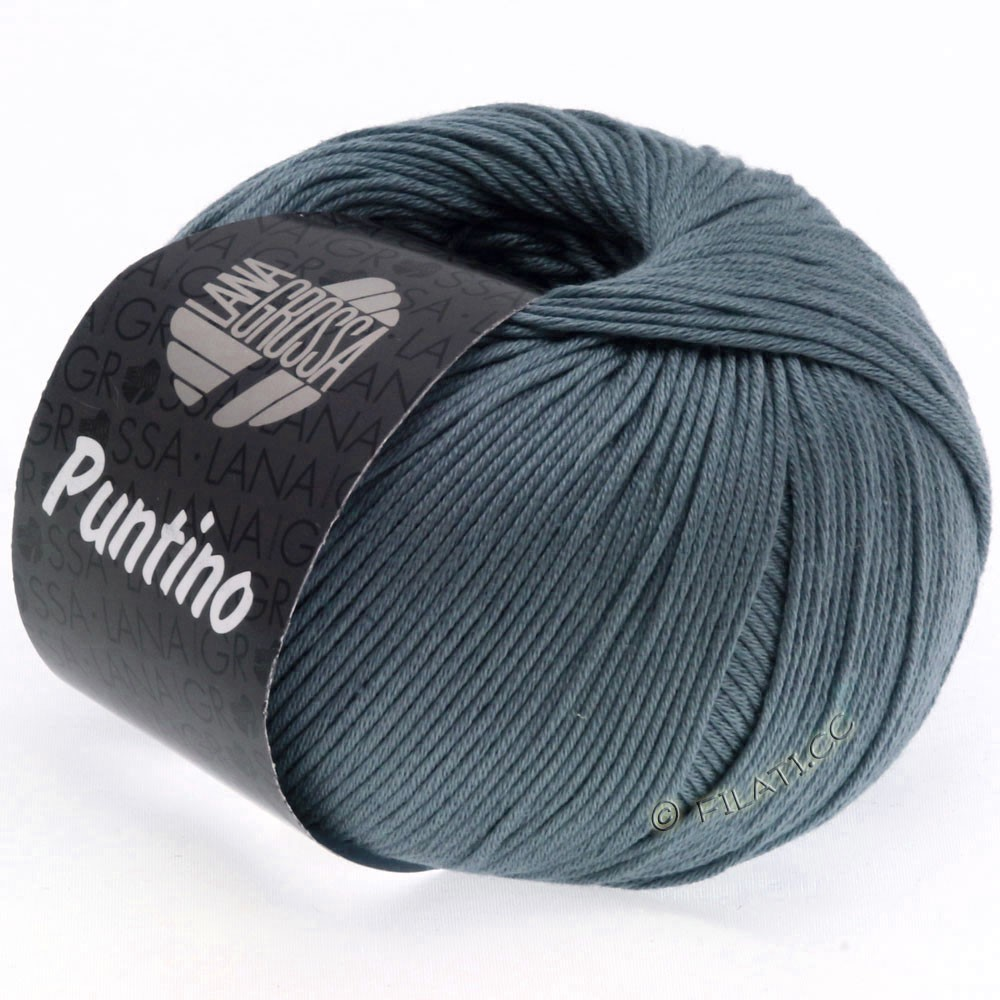 Lana Grossa PUNTINO   06-anthracite