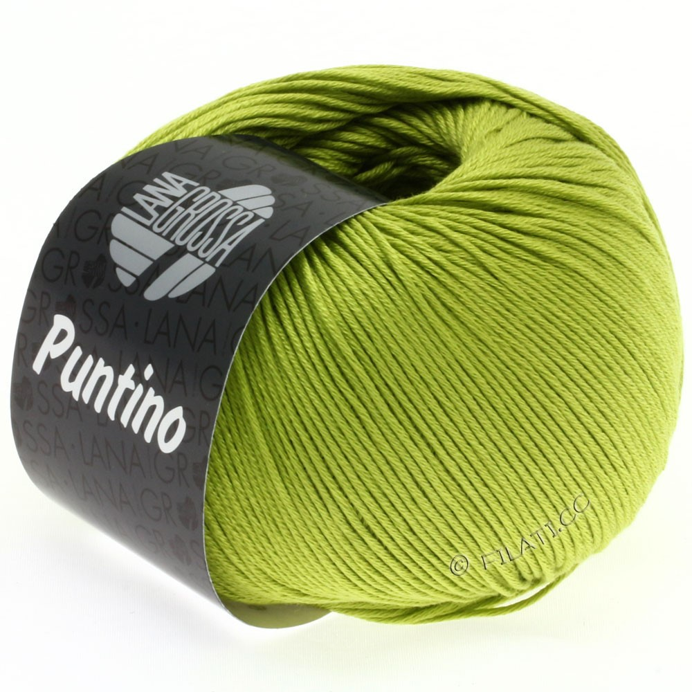 Lana Grossa PUNTINO | 32-yellow green