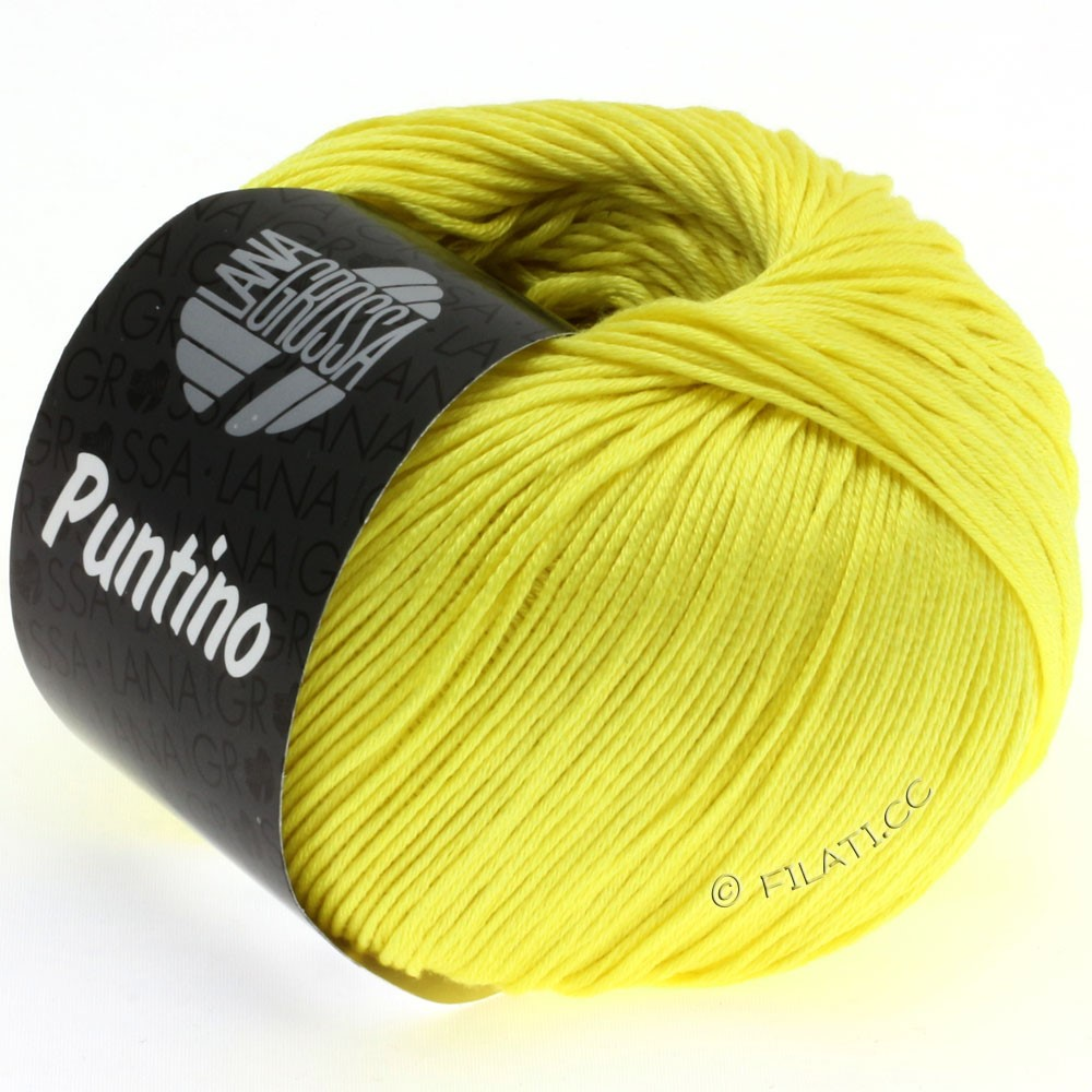 Lana Grossa PUNTINO | 39-yellow