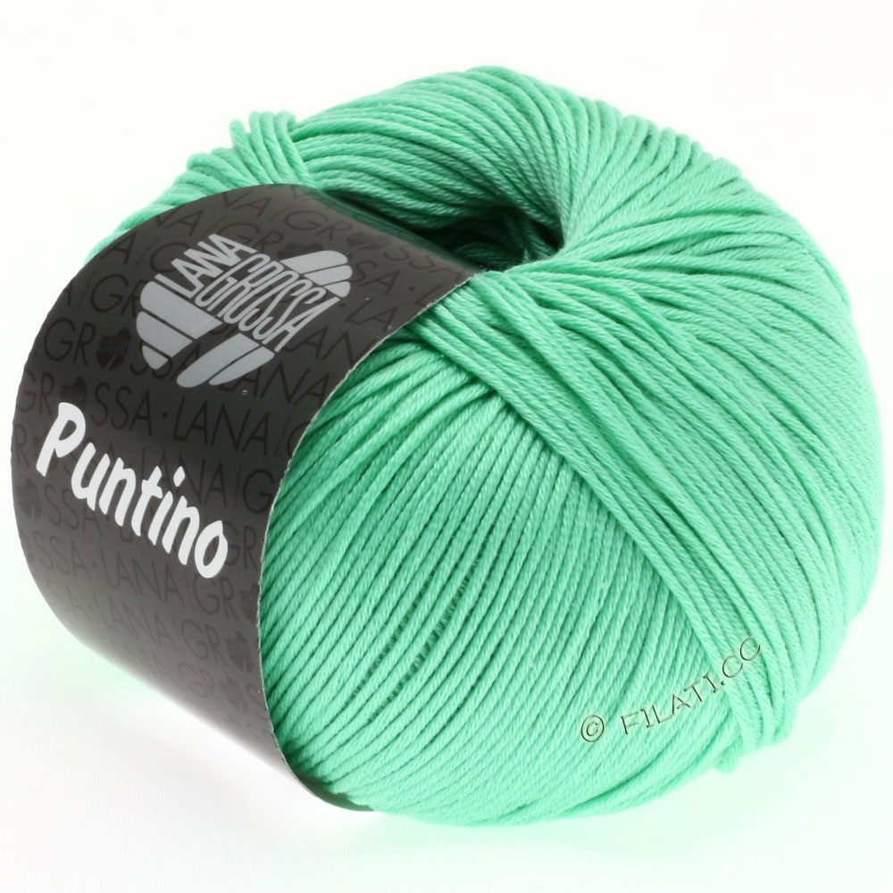 Lana Grossa PUNTINO | 41-light emerald