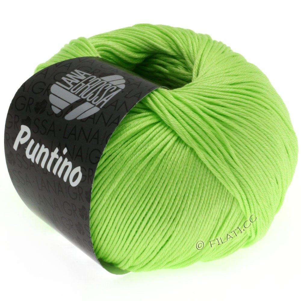 Lana Grossa PUNTINO | 48-light apple green