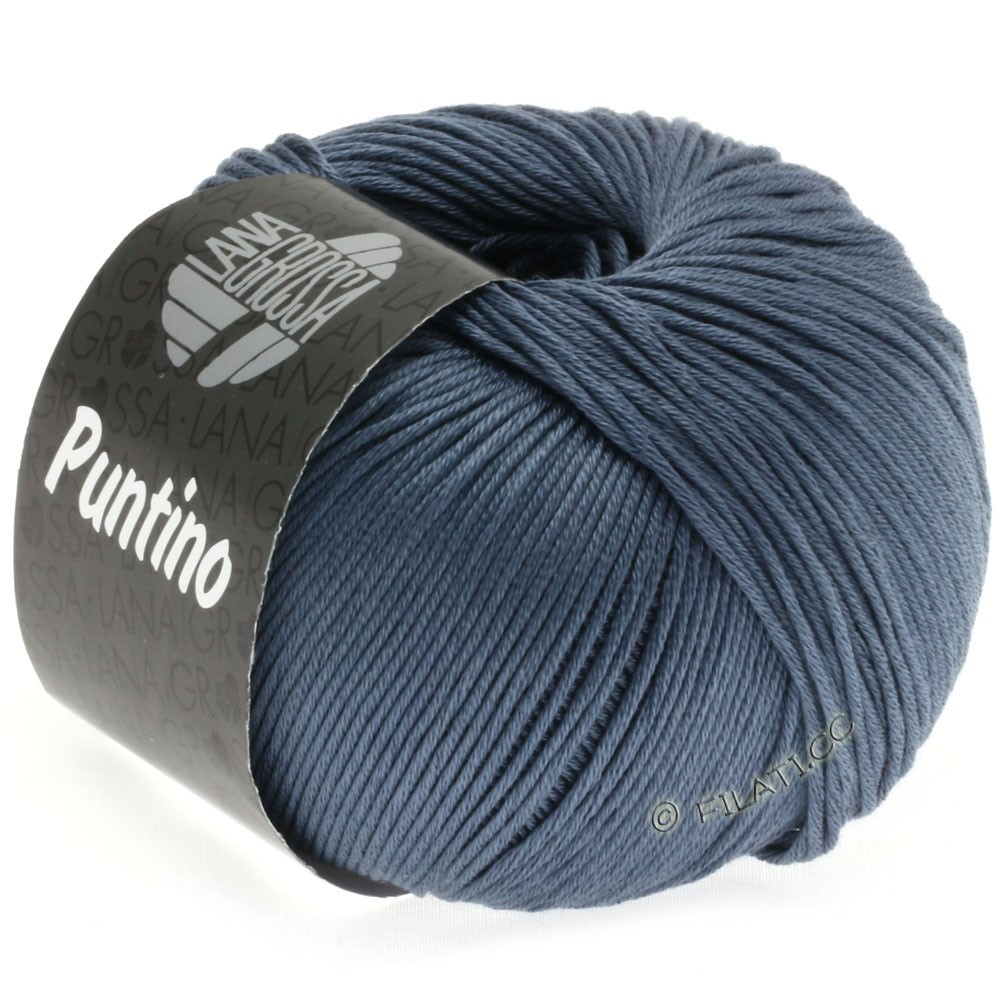 Lana Grossa PUNTINO | 57-blue gray