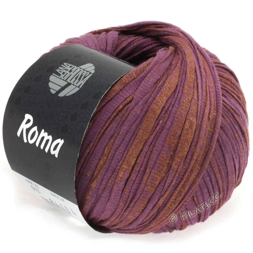 Lana Grossa ROMA | 013-lilac/copper