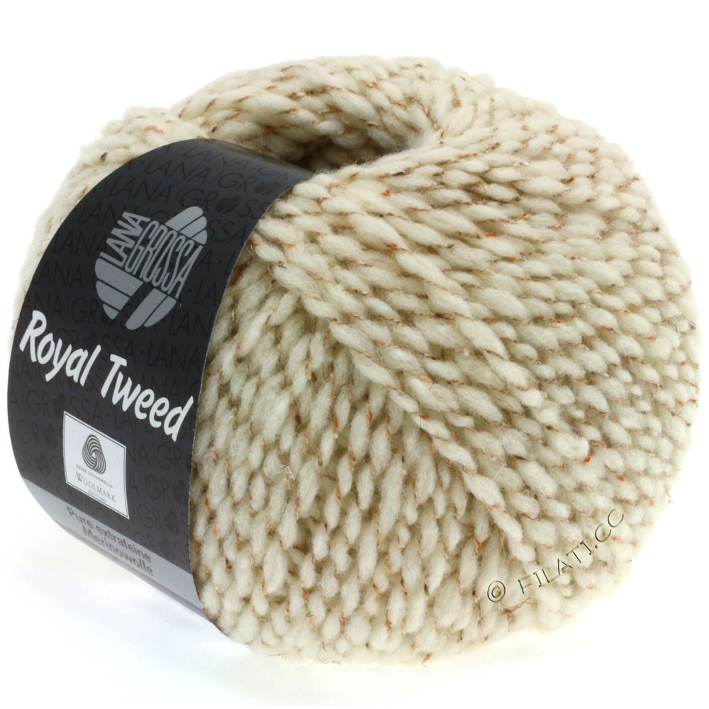 Lana Grossa ROYAL TWEED | 29-nature mix