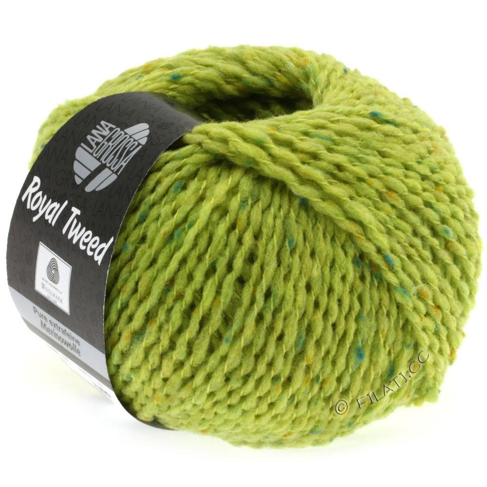 Lana Grossa ROYAL TWEED | 68-pistachio mix
