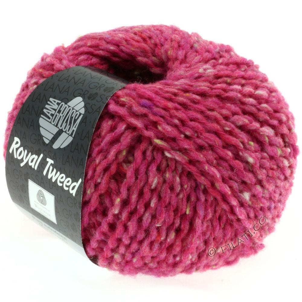 Lana Grossa ROYAL TWEED | 74-pink mix