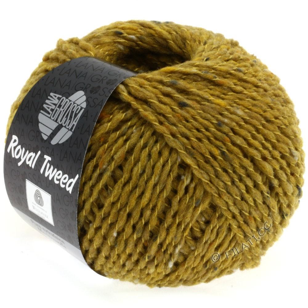 Lana Grossa ROYAL TWEED | 80-mustard mottled