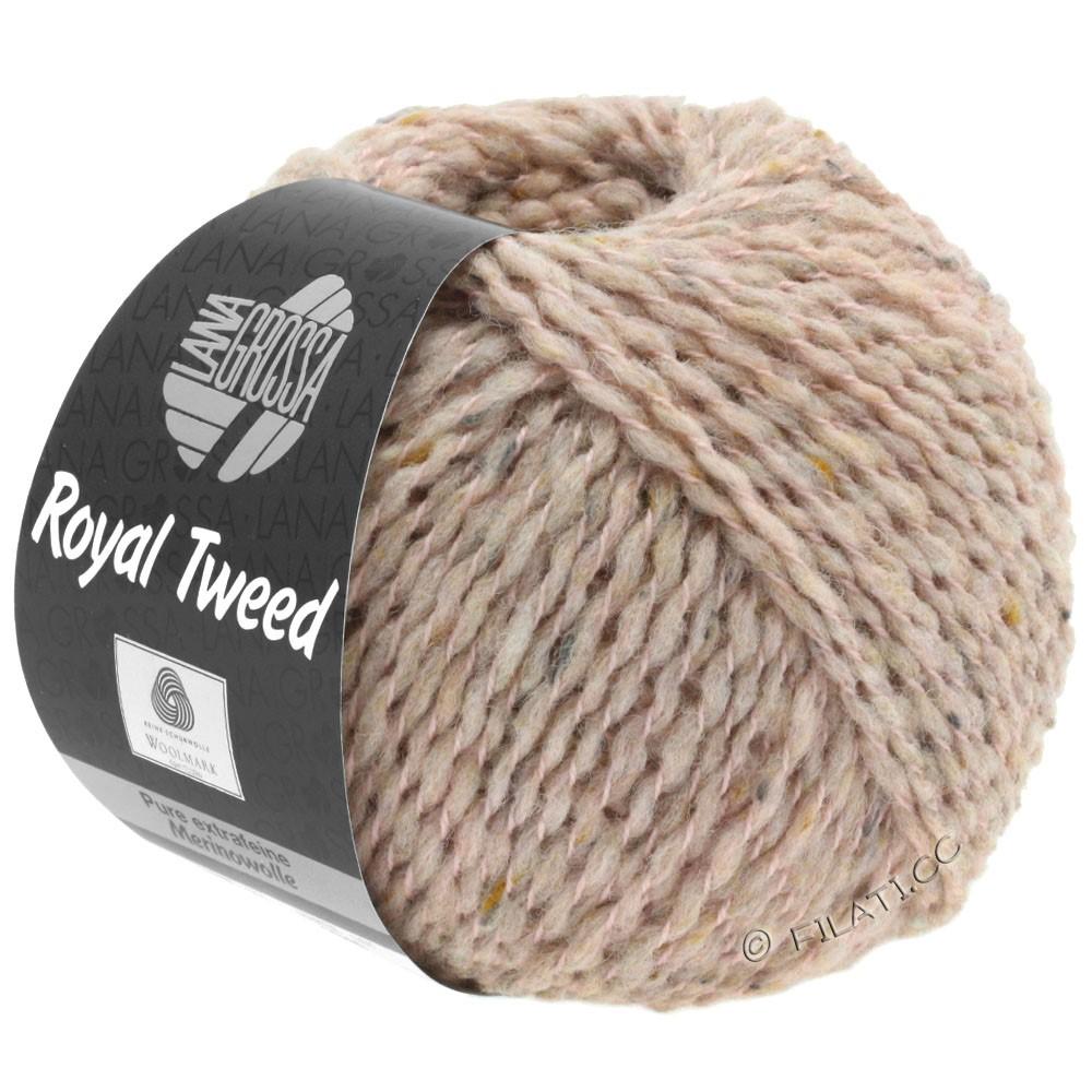 Lana Grossa ROYAL TWEED | 88-heather mottled