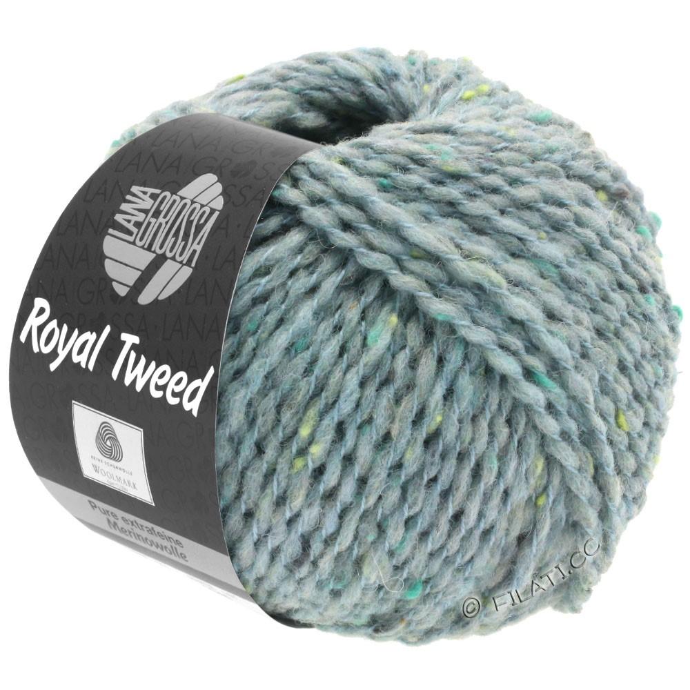 Lana Grossa ROYAL TWEED | 89-blue gray mottled