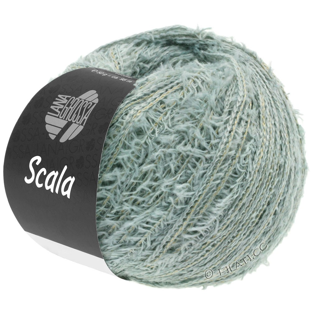 Lana Grossa SCALA | 06-green gray