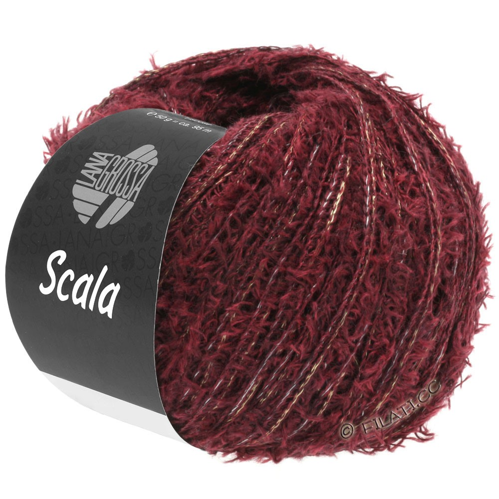 Lana Grossa SCALA | 11-wine red