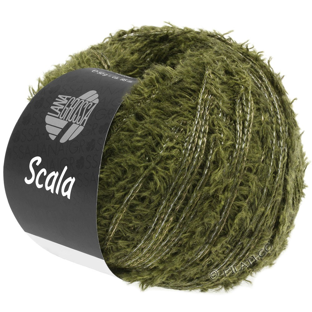 Lana Grossa SCALA | 13-olive green