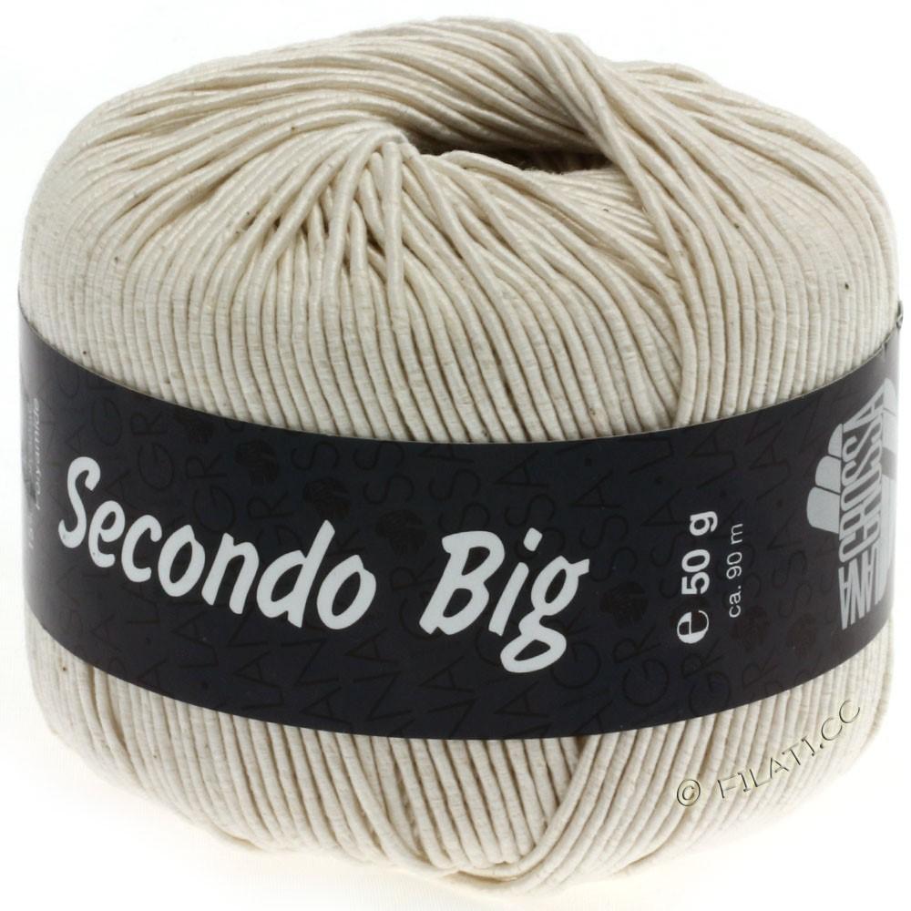 Lana Grossa SECONDO Big | 601-ecru