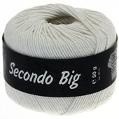 Lana Grossa SECONDO Big | 608-white